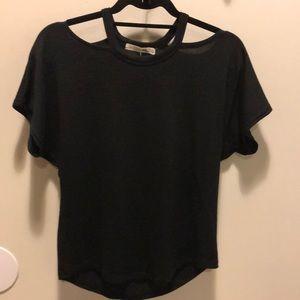 Rag & Bone cutout t-shirt NWT